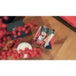 Bougie Santa Cool – Marrons glacés