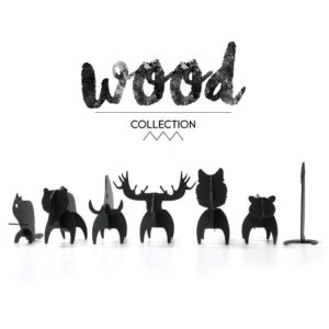 "Animaux ""WOOD"""
