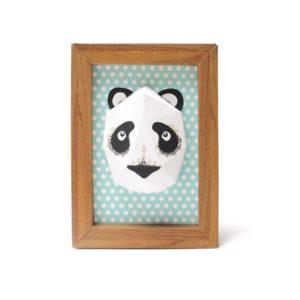 Mini trophée panda