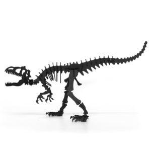 Tyrannosaure en carton