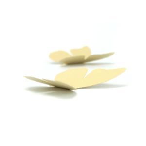 5 papillons Paillette