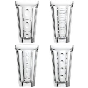 Verres à cocktail – Pack de 4