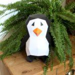 Trophée Babies Pingouin