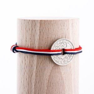 10 Cts – Bracelet paracorde – Le Français