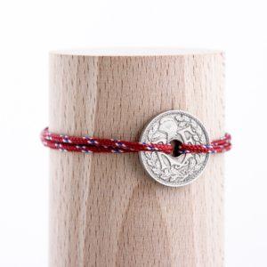 10 Cts – Bracelet paracorde – Le bordelais