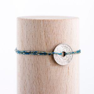 5 Cts – Bracelet scintillant – Emeraude