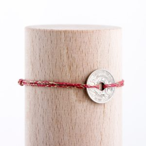 5 Cts – Bracelet scintillant – Fuchsia