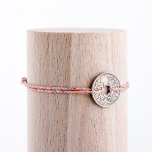 5 Cts – Bracelet scintillant – Rose