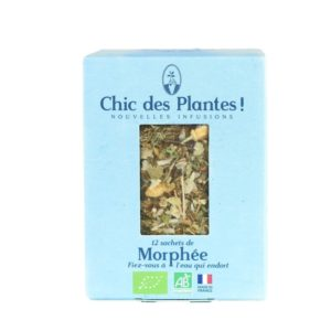 Infusions – Morphée (12 sachets)