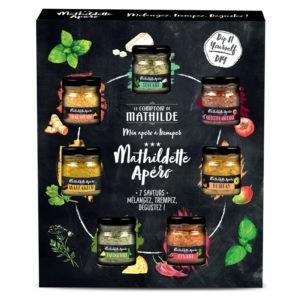 Mix apéro – 7 saveurs