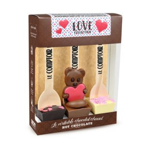 Coffret LOVE – Hot chocolate