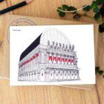 Lyon Opéra – Affiche ou carte