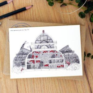 Lyon Tête d'Or- Affiche ou carte