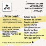 Coffret – Citron confit