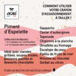 Coffret – Piment d'Espelette