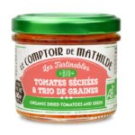 Les tartinables – Tomates séchées BIO