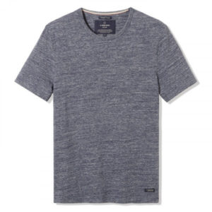 Morgan – T-shirt gris/bleu