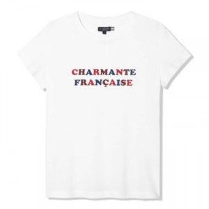 Palmyre – T-shirt Charmante Française