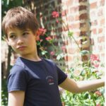 Paul – T-shirt enfant Gentleman Français