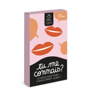 Tu me connais ? – Kit de discussions