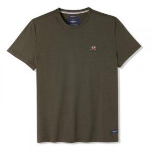 Baptiste – T-shirt vélo Kaki