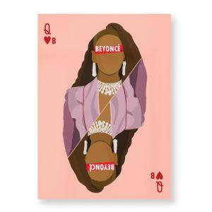 Beyoncé – Affiche 30×40