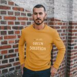 David – Sweat Green Solution