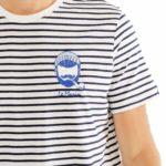 Le marin – T-shirt rayé