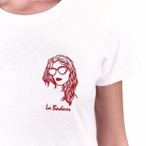 La Badass – T-shirt