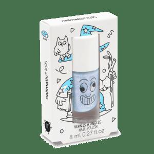 Vernis Merlin – Bleu nacré