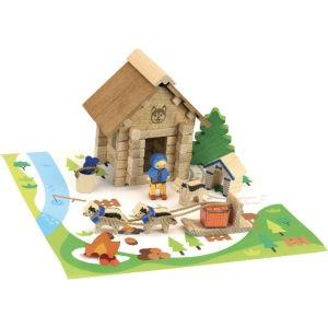 Chalet à construire – La maison du musher