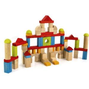 Jeu de construction – 82 pièces