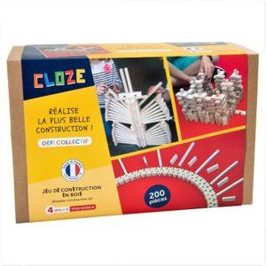Cloze – Jeu en bois 200 pièces