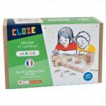 Cloze – Jeu en bois 100 pièces