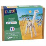La Girafe – Jeu en bois à assembler