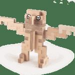 Le Perroquet – Jeu en bois à assembler