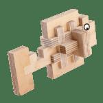 Le Poisson – Jeu en bois à assembler