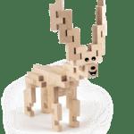 Le Renne – Jeu en bois à assembler