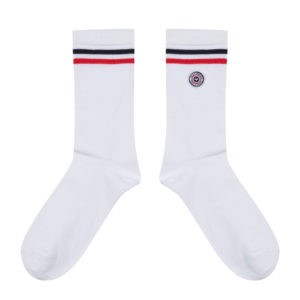 Lucas – Chaussettes blanches
