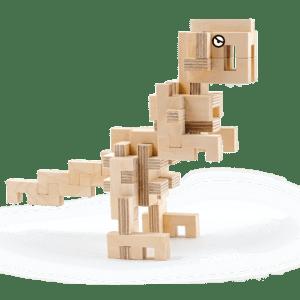Le T-Rex – Jeu en bois à assembler