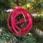 Boule de Noël – Oullins