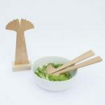Couverts à salade – Gingko