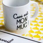 Sticker pour vaisselle – Mémo
