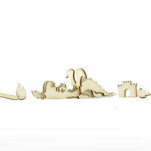 Les p'tits bidules en bois – Dragon