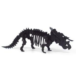 Triceratops en carton