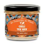 Les tartinables – Chili Tex-Mex