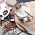 Hot chocolate – Caramel au beurre salé