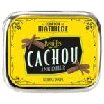 Pastille Cachou