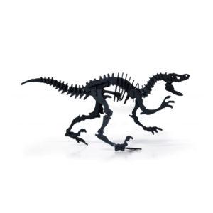 Velociraptor en carton