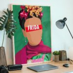 Frida – Affiche 30×40